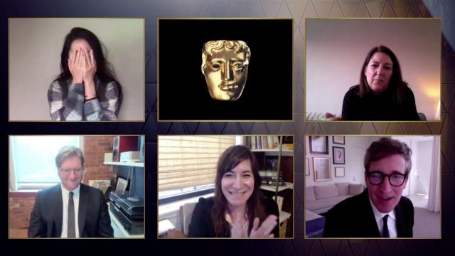 BAFTA΄s 2021: Όλα όσα έγιναν στην λαμπερή απονομή των βρετανικών κινηματογραφικών βραβείων | tanea.gr