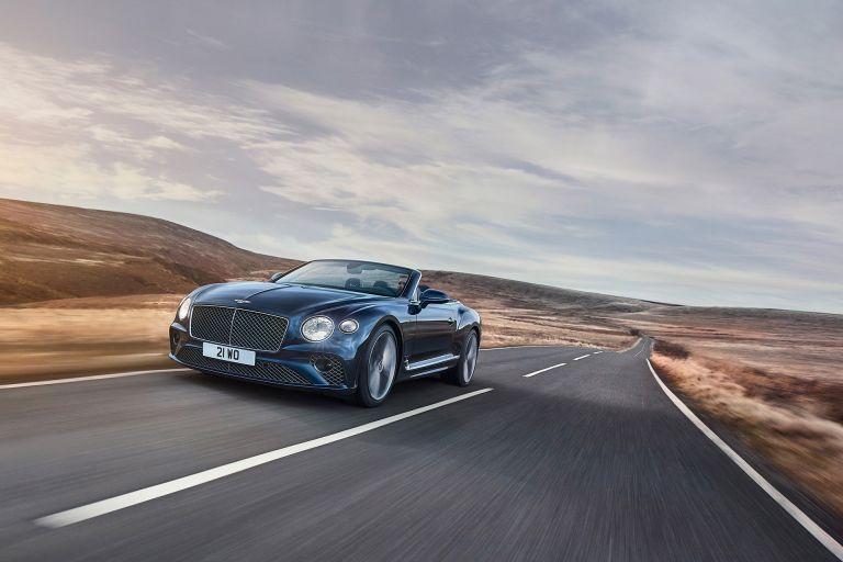 Bentley ContinentalGTSpeedConvertible: Πιο εντυπωσιακή δεν γίνεται | tanea.gr