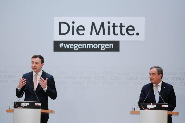 Γερμανία : Αρχίζει η μάχη για τη διαδοχή της Μέρκελ – Φαβορί ο Ζέντερ στις δημοσκοπήσεις   tanea.gr