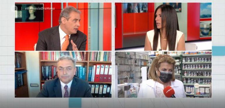 Βασιλακόπουλος στο MEGA: Πρέπει να είναι υποχρεωτικό το self test – Να επιτραπούν οι μετακινήσεις το Πάσχα | tanea.gr