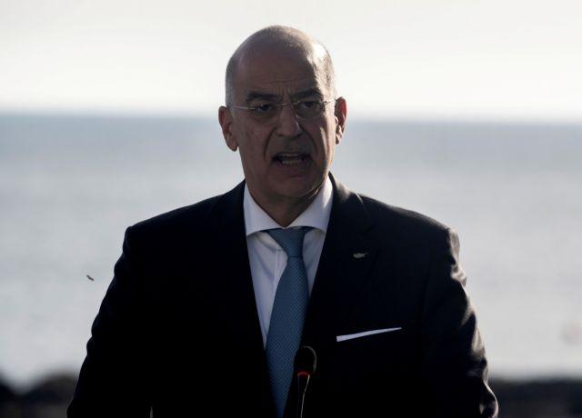 Στο Συμβούλιο Εξωτερικών Υποθέσεων της ΕΕ ο Δένδιας: Θα ενημερώσει για τα ταξίδια σε Λιβύη και Τουρκία | tanea.gr