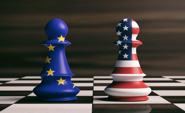 Το μεγάλο παζάρι ΗΠΑ-ΕΕ για Ουκρανία, Αφγανιστάν, Nord Stream 2 | tanea.gr