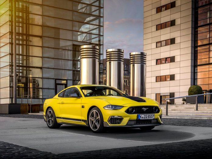 Πόσο κοστίζει στην Ελλάδα το Mustang Mach 1 των 460 ίππων | tanea.gr