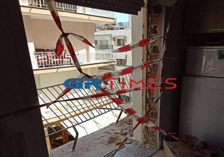 Θεσσαλονίκη : Έκρηξη από γκαζάκι ισοπέδωσε διαμέρισμα | tanea.gr