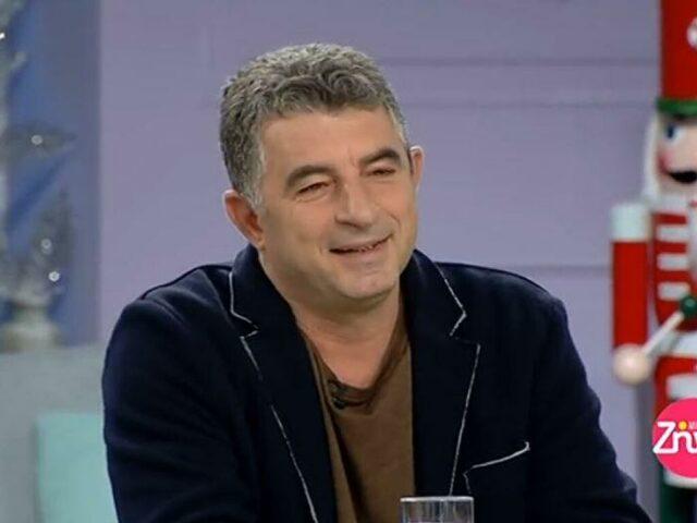 Γιώργος Καραϊβάζ : Ράγισαν καρδιές στην κηδεία – Ο συγκλονιστικός αποχαιρετισμός του γιου του | tanea.gr