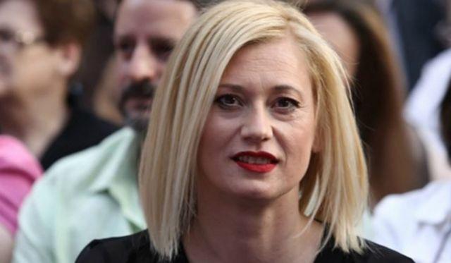 Ο Τράγκας διέγραψε τη Ραχήλ Μακρή από το κόμμα του | tanea.gr