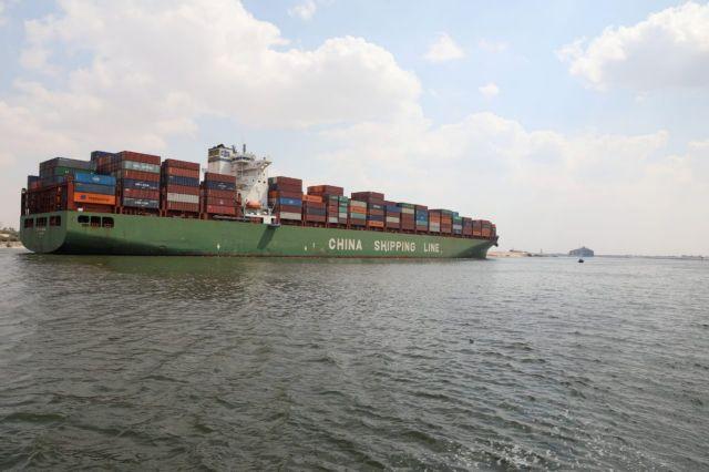 Διώρυγα Σουέζ : Αναμένεται ο διάπλους των τελευταίων πλοίων που είχαν αποκλειστεί | tanea.gr