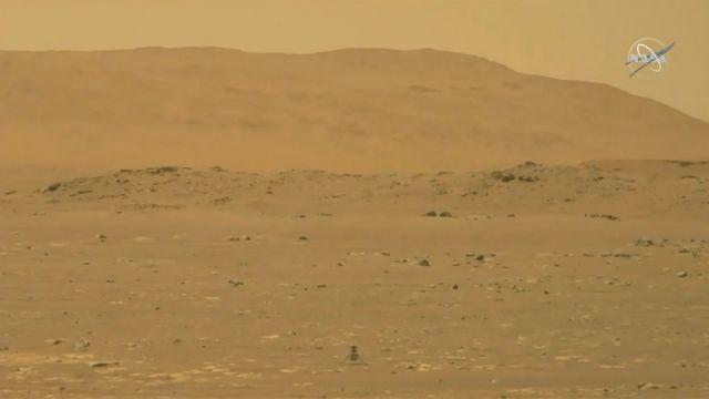 NASA : Ιστορική στιγμή με την πρώτη ελεγχόμενη πτήση σε άλλο πλανήτη | tanea.gr