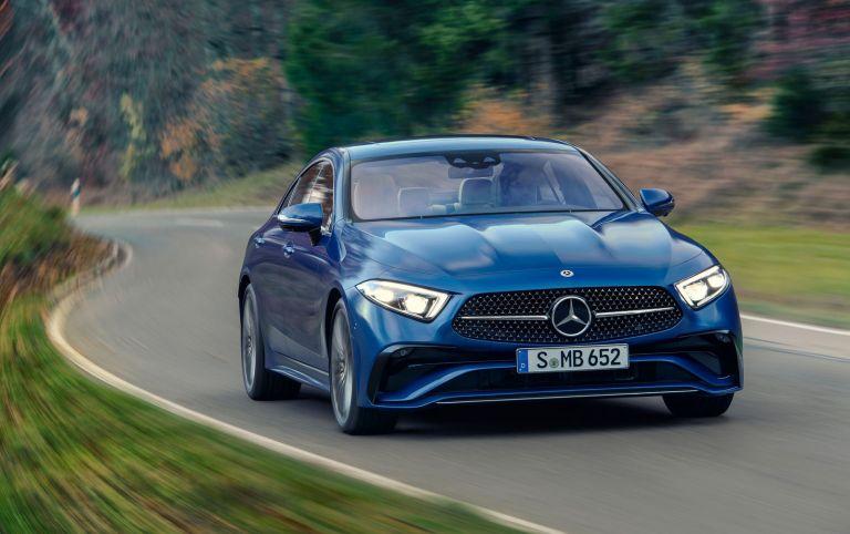 Σε ποια σημεία άλλαξε η νέα Mercedes-Benz CLS | tanea.gr
