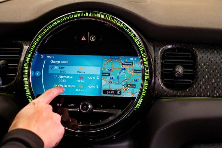 Το νέο Mini πλήρως ψηφιοποιημένο, όπως ένα smartphone | tanea.gr
