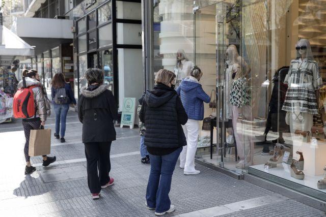 Τα self test ίσως καταργήσουν το ραντεβού για ψώνια πριν από την Μεγάλη Εβδομάδα   tanea.gr