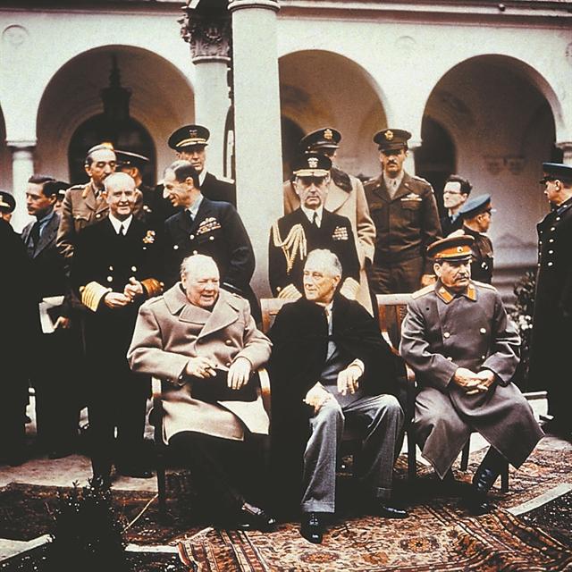 «Με τη Γιάλτα η ελευθερία των Ανατολικών άργησε 50 χρόνια»   tanea.gr