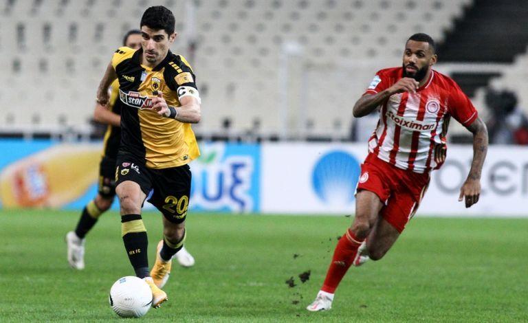 LIVE : ΑΕΚ – Ολυμπιακός (1-5) | tanea.gr