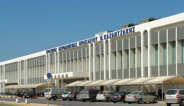 Κρήτη : Κρούσματα κοροναϊού σε εργαζόμενους στο αεροδρόμιο «Νίκος Καζαντζάκης»   tanea.gr