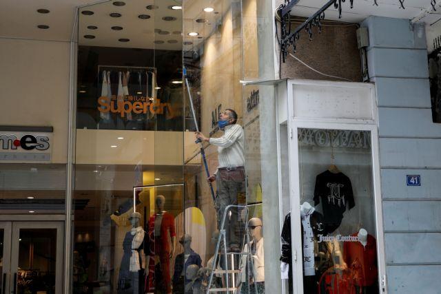 Από Δευτέρα θα ανοίξουν και μεγάλα πολυκαταστήματα λέει ο Σταμπουλίδης | tanea.gr