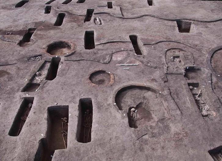 Αίγυπτος: Ανακαλύφθηκαν σπάνιοι τάφοι της περιόδου πριν από τα βασίλεια των Φαραώ | tanea.gr