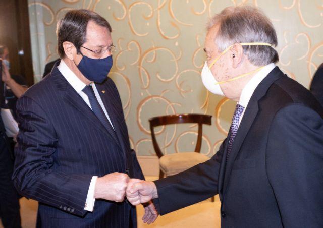 Αναστασιάδης: Σαφές το μήνυμα Γκουτέρες – Δεν γίνεται αποδεκτή η λύση δύο κρατών στην Κύπρο   tanea.gr