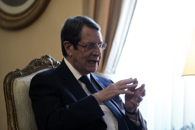 Η επιτυχία της Πενταμερούς για το Κυπριακό εξαρτάται από την Τουρκία λέει ο Αναστασιάδης   tanea.gr