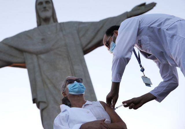 Προσωπικότητες απευθύνουν έκκληση στις ΗΠΑ να ταχθούν υπέρ της παραίτησης από την πατέντα των εμβολίων | tanea.gr