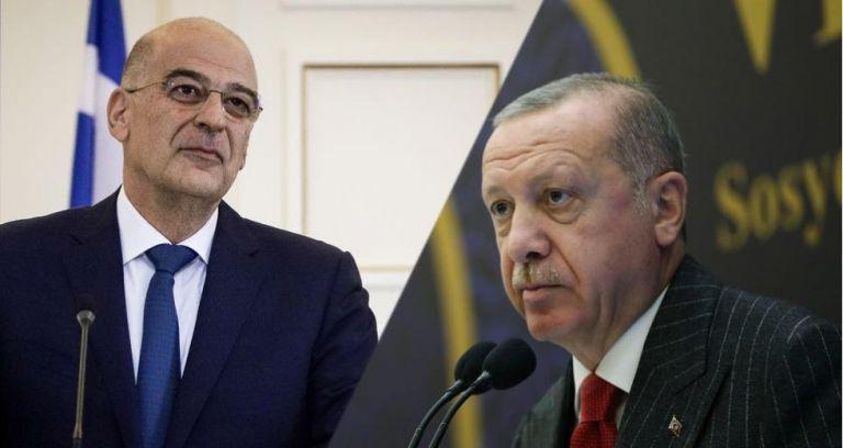 Τουρκία : Στις 3 μ.μ. το τετ α τετ Ερντογάν – Δένδια | tanea.gr