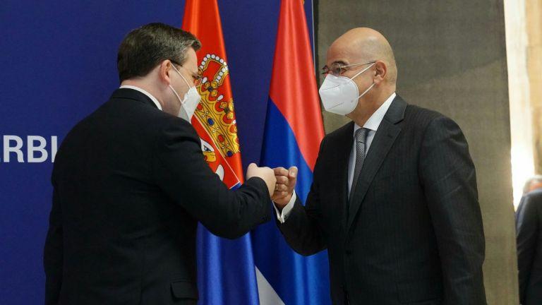 Δένδιας προς Σελάκοβιτς : Η Τουρκία προσπαθεί να ενισχύσει την επιρροή της στα Βαλκάνια | tanea.gr