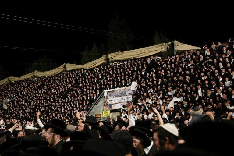 Ισραήλ: Φρίκη στο όρος Μερόν – Θανάσιμο ποσοδπάτημα με 44 θύματα | tanea.gr