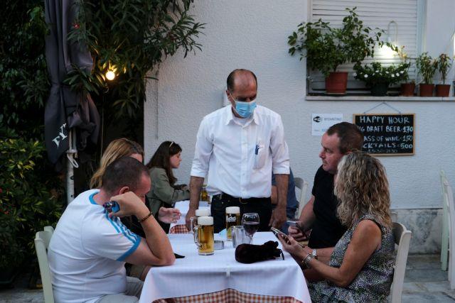 Με SMS θα πηγαίνουμε στα εστιατόρια από τη Δευτέρα | tanea.gr