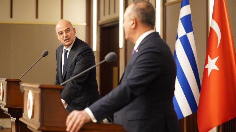 Δένδιας : Όλη η δυσκολία του ελληνοτουρκικού διαλόγου σε ζωντανή μετάδοση | tanea.gr