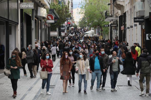 Οι νέοι οδηγούν την κούρσα των εμβολιασμών | tanea.gr