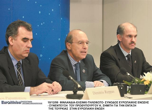Σημίτης - Καραμανλής : Η σύγκρουση δύο φιλοσοφιών που δεν έχουν ούτε πρόσωπο ούτε κόμμα | tanea.gr