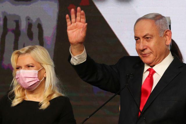 Ισραήλ : Ανάθεση εντολής σχηματισμού κυβέρνησης στον Νετανιάχου | tanea.gr