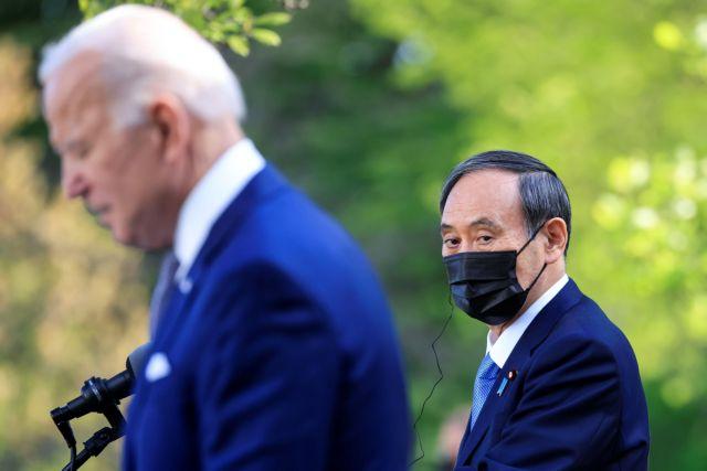 Ιάπωνας πρωθυπουργός : Αποφασισμένοι να διοργανώσουμε τους Ολυμπιακούς Αγώνες | tanea.gr