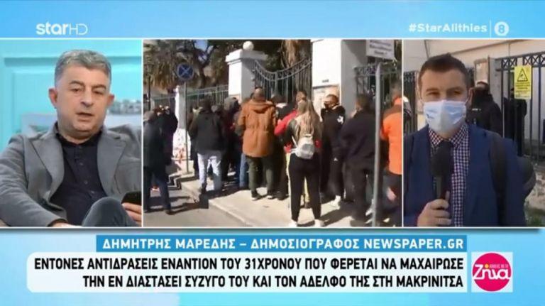 Γιώργος Καραϊβάζ: Η τελευταία τηλεοπτική εμφάνιση του δημοσιογράφου πριν δολοφονηθεί | tanea.gr