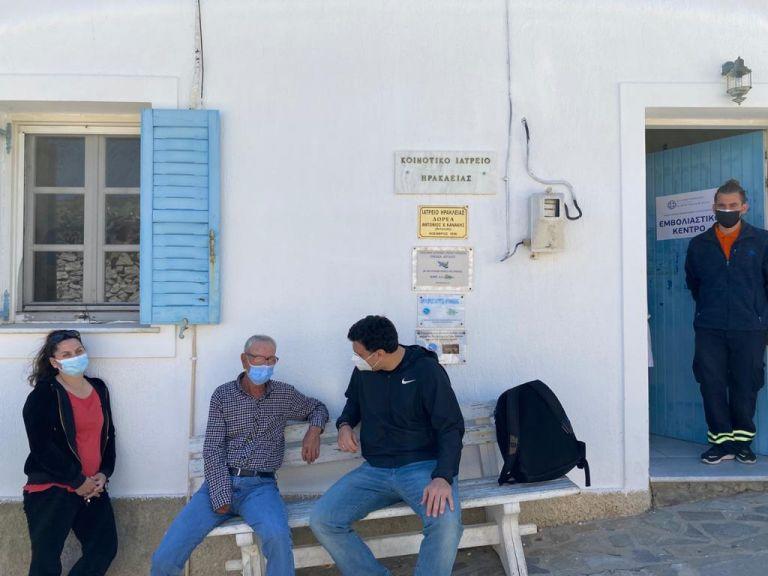 Προτεραιότητα της επιχείρησης «Ελευθερία» τα νησιά επανέλαβαν Κικίλιας, Θεμιστοκλέους | tanea.gr