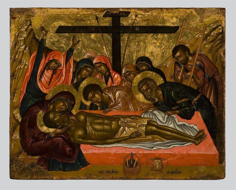 Επιτάφιος Θρήνος: Ο βουβός πόνος, η άφατη θλίψη   tanea.gr