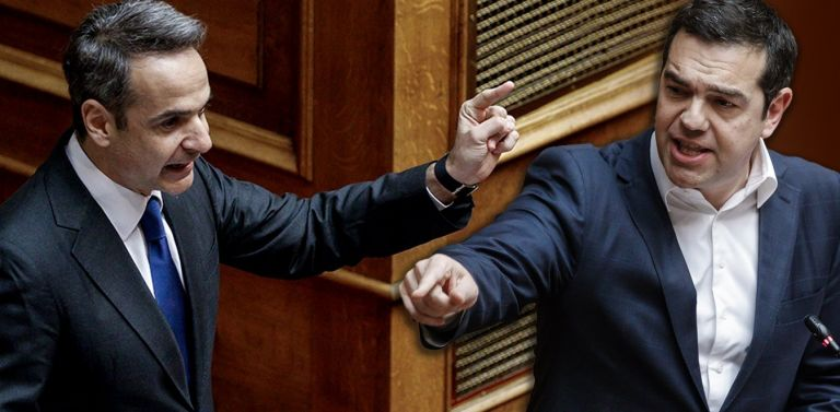 Προβάδισμα 13 μονάδων διατηρεί η ΝΔ έναντι του ΣΥΡΙΖΑ   tanea.gr