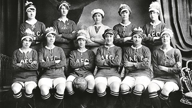 Οι γυναίκες που έσωσαν το ποδόσφαιρο | tanea.gr