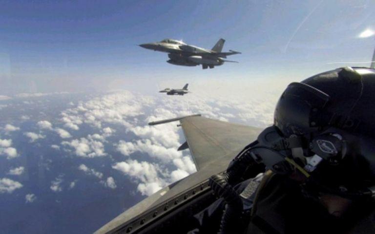 Εκατό πολεμικά αεροσκάφη από έξι χώρες στην άσκηση «ΗΝΙΟΧΟΣ» | tanea.gr