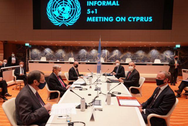 Πενταμερής στη Γενεύη για το Κυπριακό: Ύστατη προσπάθεια για να αποφευχθεί το ναυάγιο των συνομιλιών | tanea.gr