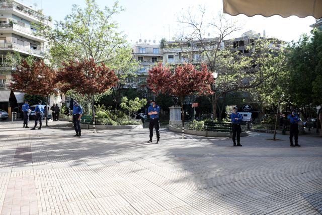 Επιχείρηση «Βαρνάβα» και σε άλλες πλατείες   tanea.gr
