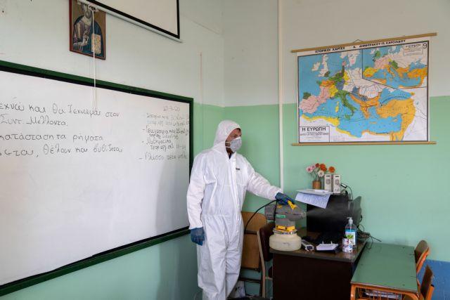 Κρούσματα σε 160 σχολεία σε όλη τη χώρα – Διπλασιάστηκαν σε τρεις μέρες   tanea.gr