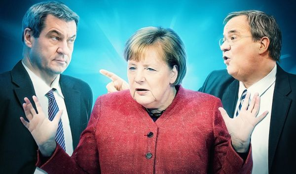 Εμφύλιος των «κληρονόμων» της Μέρκελ – Έρχεται πολιτική ανατροπή στη Γερμανία | tanea.gr