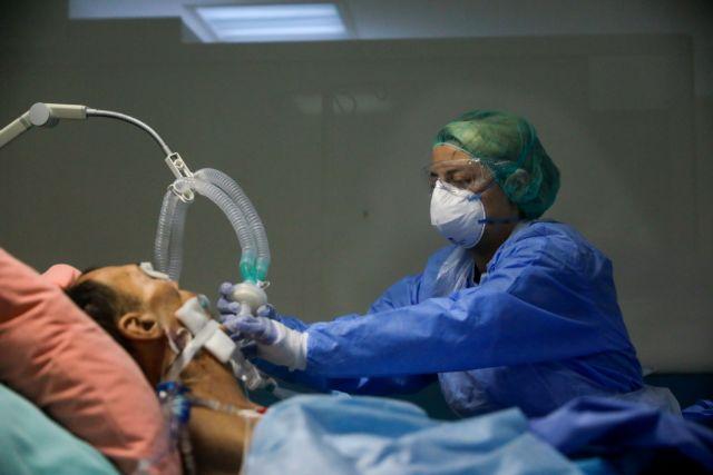 Ανάρτηση - γροθιά στο στομάχι για νοσηλευτές που αναζητούν αναπνευστήρες για τους διασωληνωμένους εκτός ΜΕΘ | tanea.gr