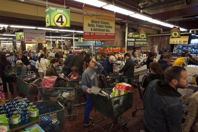 «Ράλι» στις τιμές των τροφίμων – Ολοένα και πιο ακριβό το καλάθι του σούπερ μάρκετ   tanea.gr