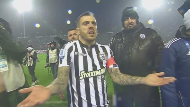 Τούμπα: Ο Κάκος δεν είδε γκολ Μακέντα, αλλά είδε πέναλτι στον Κρμέντσικ | tanea.gr