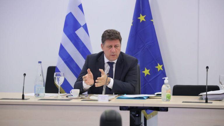 Εκτός πλαισίου ΟΗΕ και ΕΕ η λύση των δύο κρατών επανέλαβε κι ο Βαρβιτσιώτης | tanea.gr