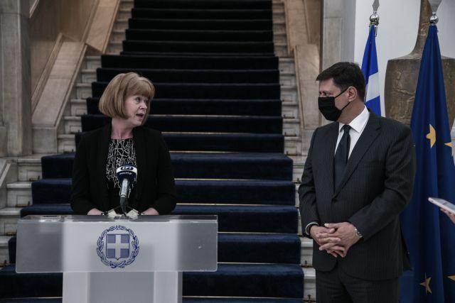 Βαρβιτσιώτης : Προσβλέπουμε στο να υποδεχθούμε τους Βρετανούς για τις διακοπές τους   tanea.gr