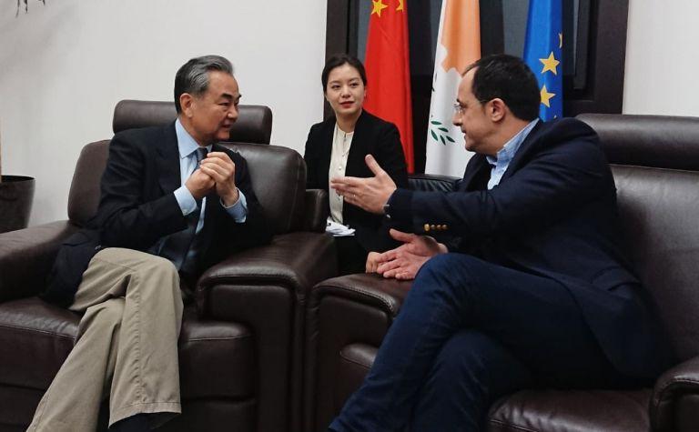 Η Κίνα στηρίζει το πλαίσιο λύσης του ΟΗΕ για το Κυπριακό   tanea.gr