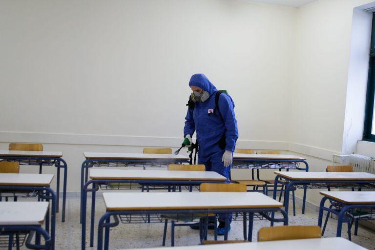Στα θρανία με μέτρα και self tests επιστρέφουν οι μαθητές Λυκείου   tanea.gr