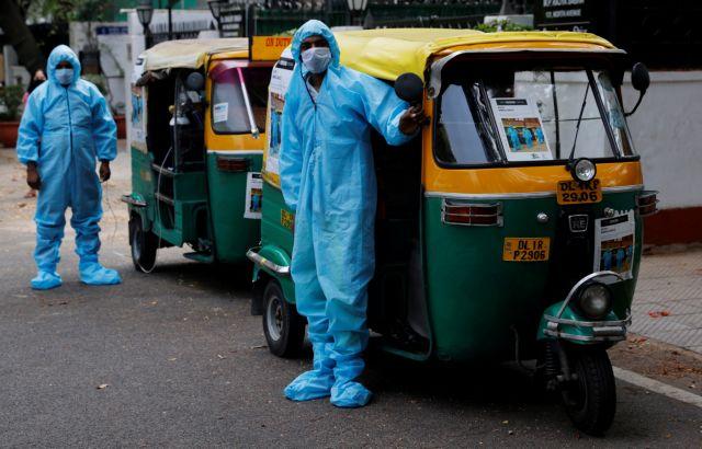 Ινδία: Νέο ρεκόρ 414.188 κρουσμάτων κοροναϊού σε μία μέρα | tanea.gr
